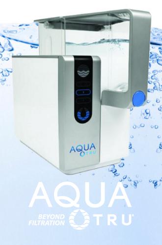 aquatru water purification system - dr. joel kahn
